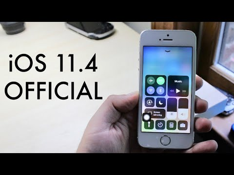 iOS 11.4 OFFICIAL On iPHONE 5S! (Review)