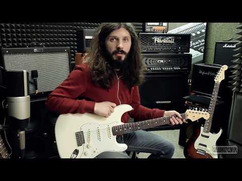 Fender American Professional VS American Standard Recenzja/porównanie