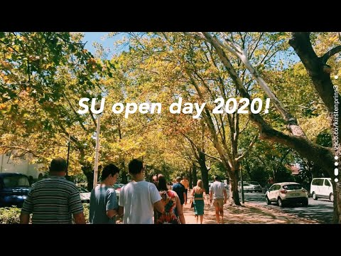 Stellenbosch University Open Day 2020