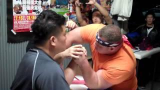 He-Dan in Japan #11: Sumo VS Strongman, Osakaween!!!!