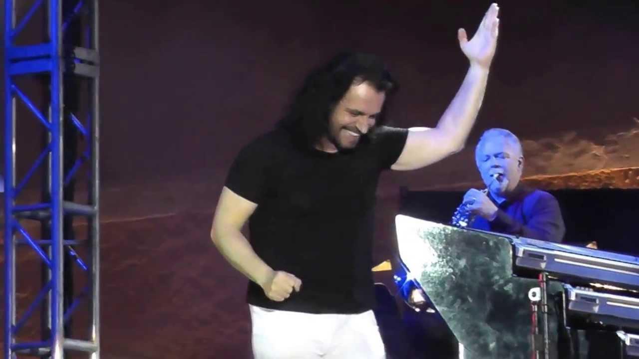 Yanni Open Concert Live In Izamal,Yucatan