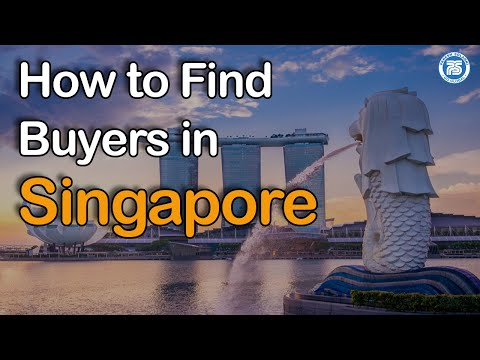 How to Find Buyers in Singapore || International buyers || How to Find Export Buyers