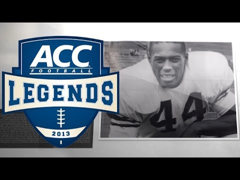 Floyd Little, Syracuse | ACC Legends