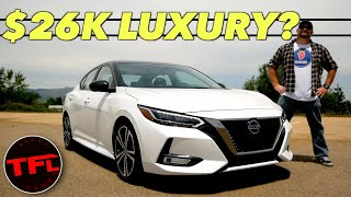 The 2020 Nissan Sentra Is The Most Comfortable Car You Can Buy Today For About $25,000!