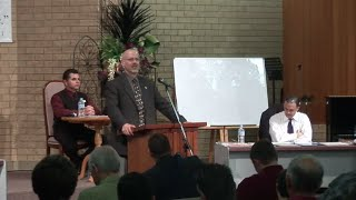 VIDEO: Trinity vs. Modalism Debate: James White vs. Roger Perkins