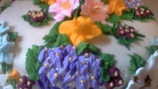 Carob Cake For Spring