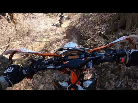 KTM 450 EXC-F Six Days @ Red River Motorcycle Trails