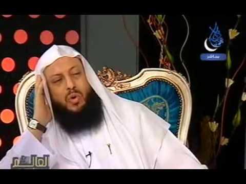 ماذا قال النبي له عندما رأه فى المنام