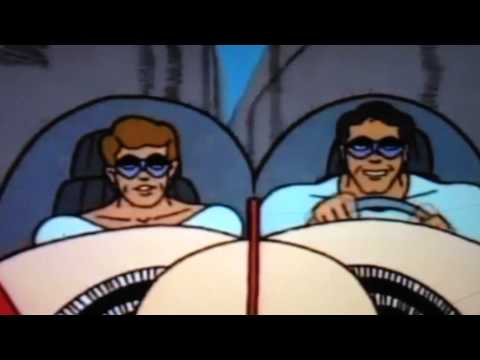 The Ambiguously Gay Duo Theme Sound Clip and Quote - Hark