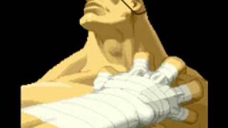 Street Fighter Alpha 2 Sagat Theme