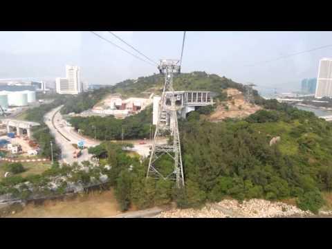 Ngong Ping 360 (Full Video) | Travel Ngong Ping 360 Hong Kong