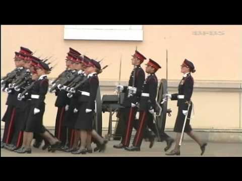 Passing Out Parade At Sandhurst Grandest Day For Families  Forces TV