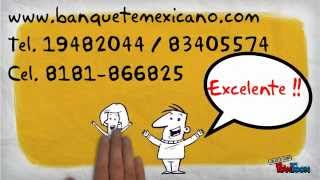 Video Promocional Banquete Mexicano