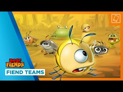 Best Fiends Easter Eggs 2020 Yellow Team Trailer   YouTube