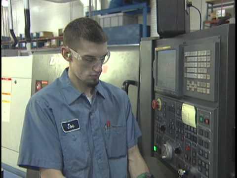 Winning Futures | Mentor Fitzpatrick Manufacturing Company: A Custom CNC Machine Shop