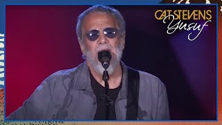 Yusuf / Cat Stevens – Roadsinger (Live at the Songwriters Hall of Fame Induction 2019)