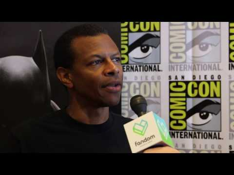 Injustice 2 - Phil LaMarr Interview at San Diego Comic Con