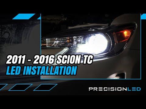 Scion-TC Led Installation