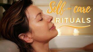 Self-care Rituals | Dominique Sachse