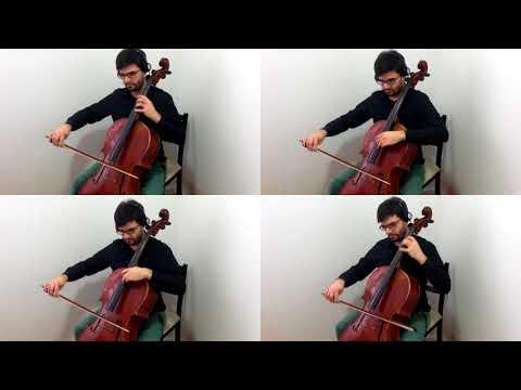 FFVI - The Decisive Battle cello cover
