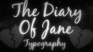 The Diary Of Jane - Breaking Benjamin (Lyrics)