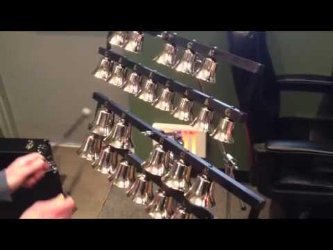 Malmark Cymbells - 2 Octave Set