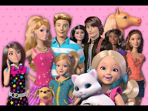 Novo Barbie Dreamhouse Portugues Hd Um Dia So De Irmas Parte 1