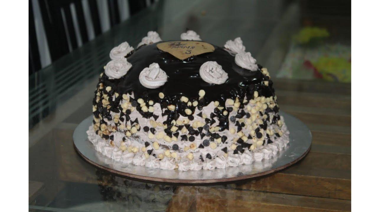 ഓവനില്ലാതെ ഒരു ഈസി ചോക്ലേറ്റ് കേക്ക്| Easy chocolate cake ...