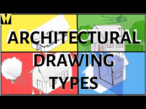 Architectural Building Construction - #1 Drawing Types