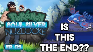 IS THIS THE END?! - Pokémon Soul Silver Nuzlocke Randomizer w/ Oshikorosu! Part 5!