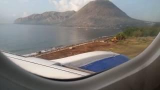 Video Kalstar soft landing in haji aburoesman airport_Ende download MP3, 3GP, MP4, WEBM, AVI, FLV Desember 2017