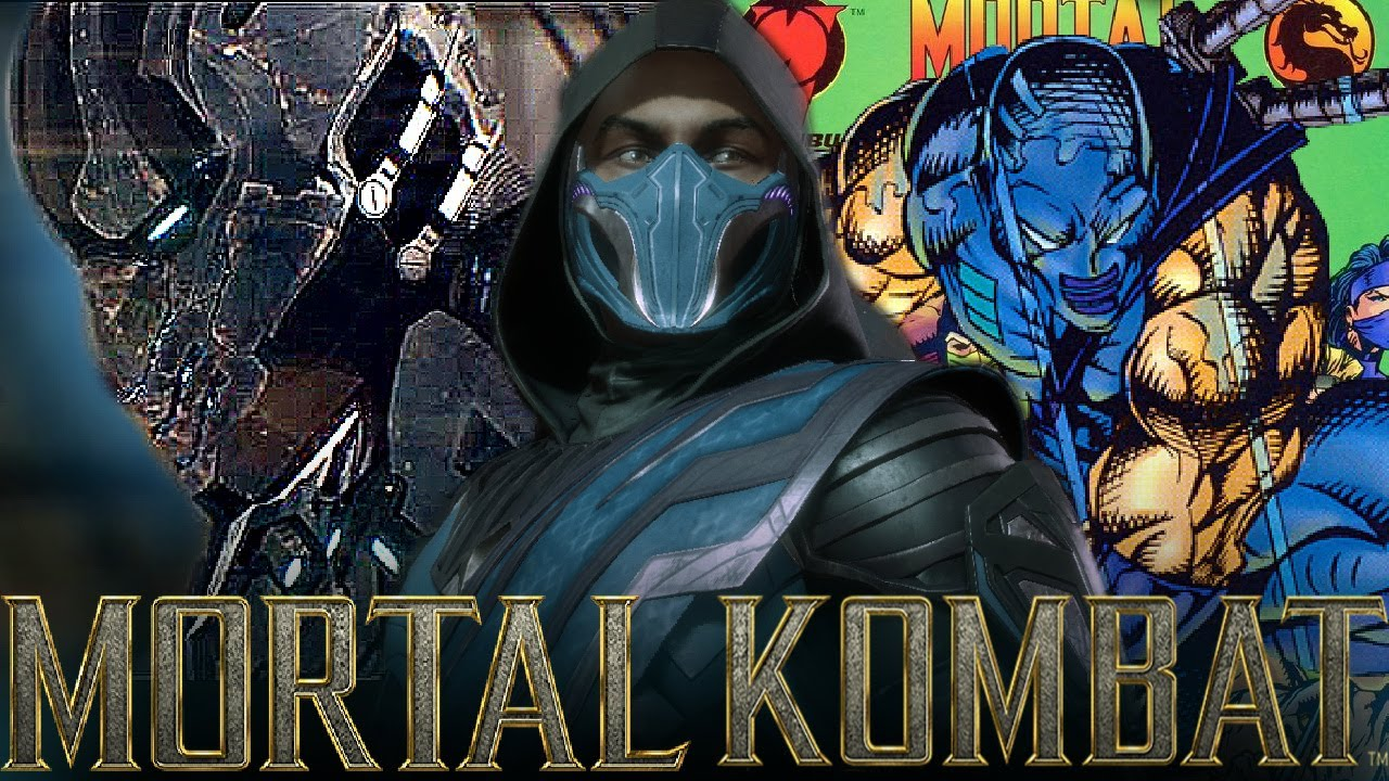 Mortal Kombat - Who The Hell Is Hydro?! The 'Forgotten' Ninja