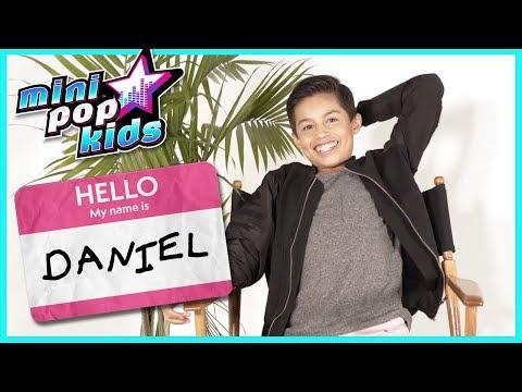 Meet the Mini Pop Kids: Daniel