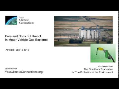 Pros And Cons Of Ethanol In Motor Vehicle Gas Explored Youtube