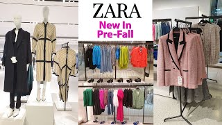 NEW IN ZARA PRE - FALL 2021 WOMEN'S COLLECTION