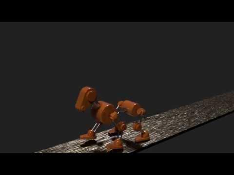 GIZBOT animated