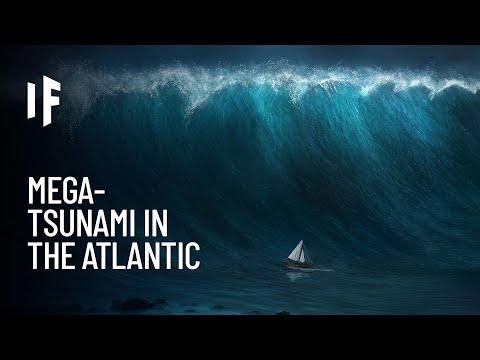 What If A Mega-Tsunami Hit The United States?