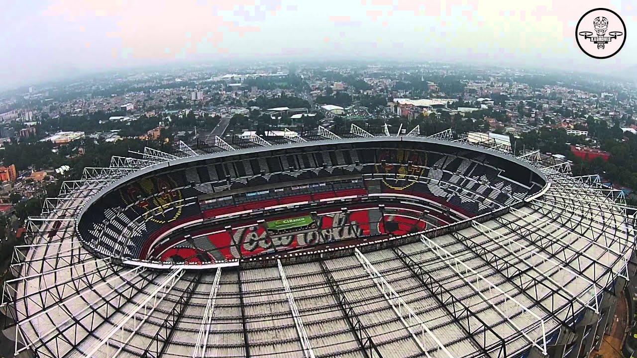 Estadio Azteca - Ciudad de México - YouTube