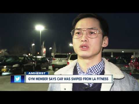 Gym Member Says Car Was Swiped From LA Fitness