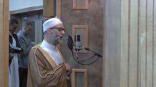 سورة ـ ق ـ من صلاة التهجد ليلة 20  رمضان 1440-2019  لحسن صالح  من مسجد الإسراء