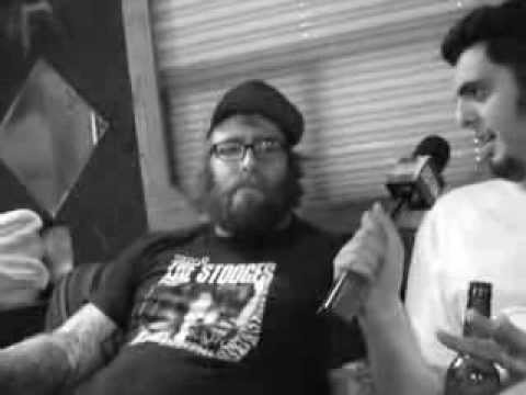 EVERY TIME I DIE Interview on Metal Injection