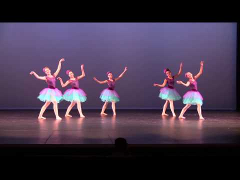 "Dance Magic & The Ballet School - Advanced Ballet II - ""Beyond the Clouds"""