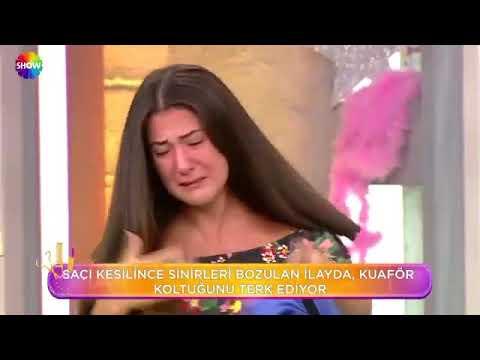 Λιποθύμησε on air όταν είδε πώς την κούρεψαν – Για γέλια και για κλάματα αυτή η σκηνή