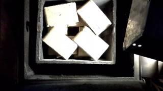 использование брикетов RUF в печи длительного горения. Часть 2