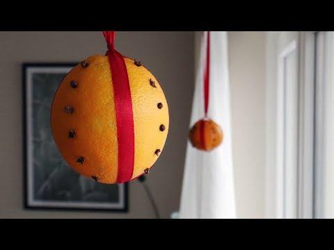 DIY Holiday Decorations w/ Sonny!