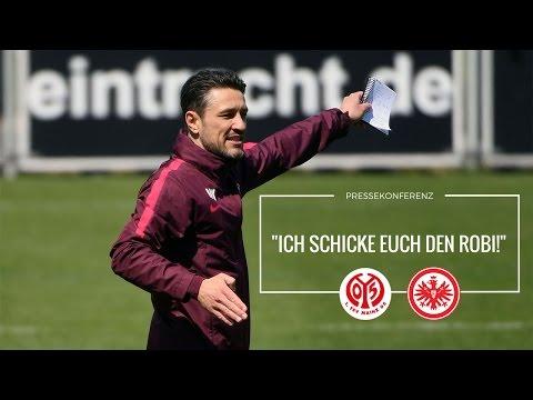 Mainz vs. Eintracht | Niko Kovac spricht über Alex Meier