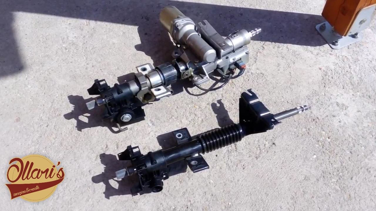 Complete Power Steering Rack And Pinion Assembly For Opel