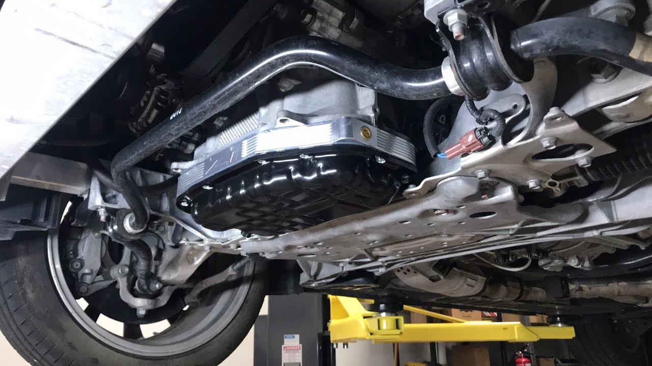 Diy G37 Oil Pan Spacer Installation Z1 Motorsports Oil