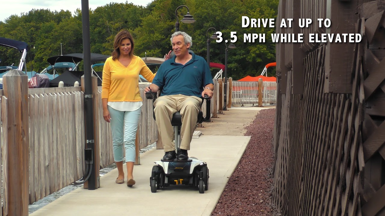 Pride Mobility® | Live Your Best® - Leader In Mobility Solutions