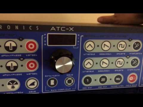 Studio Electronics ATC - X |  Stuck Button Issue Problem